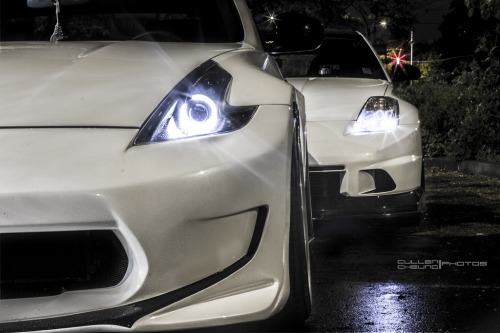 automotivated:  TwinZ (by CullenCheung)
