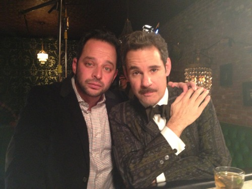 For our 10th anniversary, Nick Kroll & I went back to the place where we had our first date.