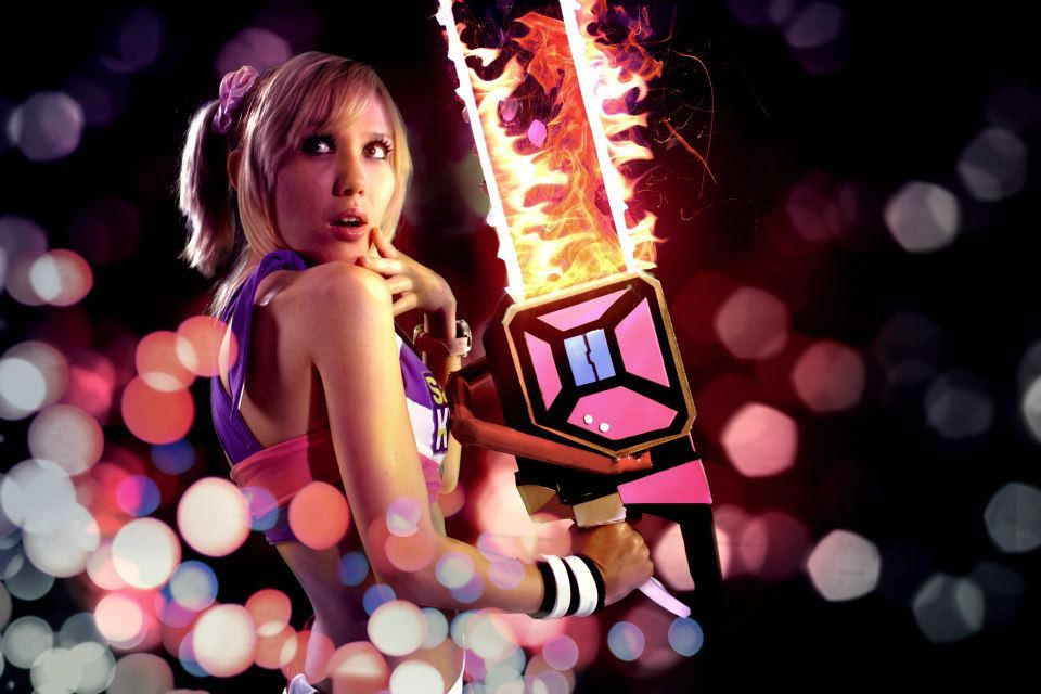 Cosplay Monday: Lollipop Chainsaw's Juliet Cosplayer MolecularAgatha created this awesome Juliet cosplay, straight from the cult game of 2012, Lollipop Chainsaw. Terrific cosplay, and an even cooler photoshoot. Check it: Lollipop Chainsaw on AlbotasBuy it: Lollipop Chainsaw (PS3) (360)