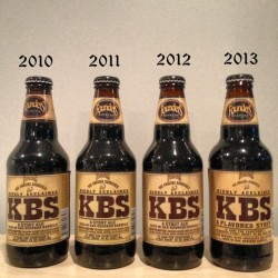 This is going to be fun… @foundersbrewing #kbs