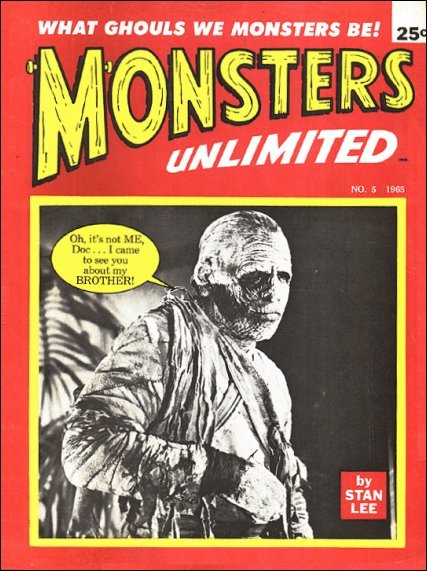Monsters Unlimited #5 (1965)
