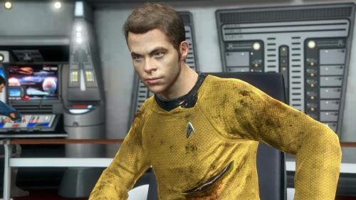 Star Trek® The Video Game is now 50% off.  Context: the game is 50% off on the day the movie premieres. I wonder why.