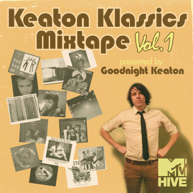 "Los Angeles DJ and producer Good Night Keaton just put together this nostalgic mix of '80s pop gems for us. Please resist any and all temptations to bust out the fingerless gloves or parachute pants.  1. Paul Young - Love of the Common People (Extended Club Mix)2. Indeep - Last Night a D.J. Saved My Life (12' Extended)3. Wham! - Everything She Wants (12' Remix)4. Julian Lennon - Too Late for Goodbyes (Vocal/Extended Special Mix)5. Talking Heads - Once in a Lifetime (Good Night Keaton Edit)6. Tears For Fears - Everybody Wants to Rule the World (12' version)7. Billy Ocean - When the Going Gets Tough, the Tough Get Going"" (Extended version)8. Paul Simon - The Boy in the Bubble (12' Extended Version)9. Donna Summer - I Feel Love (12' Version)10. INXS - Original Sin - (Extended Version) 11. The Models - I Hear Motion (Extended Version)12. Queen - Radio Ga Ga (12"" Extended Version)13. Phil Collins - Sussudio (Extended Version)14. Peter Gabriel - Big Time (Extended Version)15. Say Say Say - Paul McCartney & Michael Jackson (Remix - John ""Jellybean"" Benitez)"