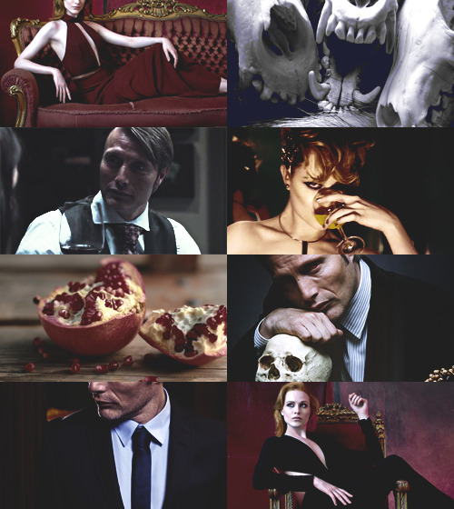 aswallow:  FAN RP GREEK MYTHOLOGY-CAST  mads mikkelsen as hades  evan rachel wood as persephone