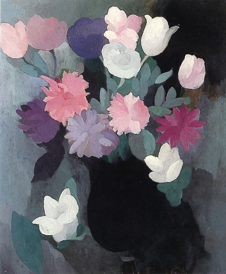 bofransson:  Bouquet of Flowers Marie Laurencin - 1926