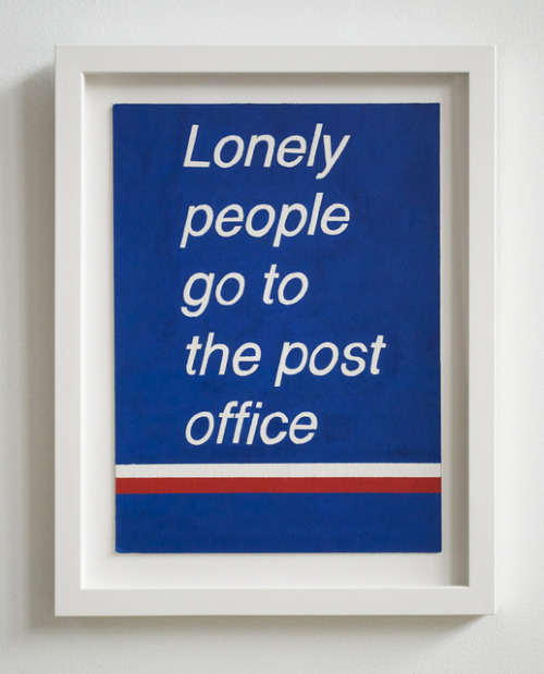 Mamie Tinkler, Lonely People (2007).