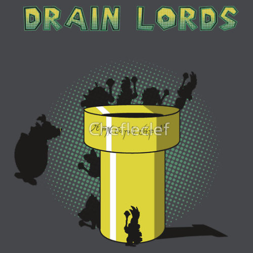 Lords of the Drain