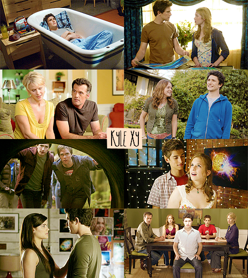 nobodygetsoutalivekid:  Rest in Peace TV: 9/∞  Kyle XY (2006-2009)