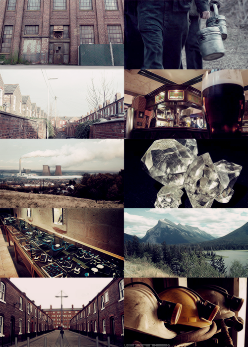 lokiintheskywithdiamonds:  Modern AU!Middle Earth ✶ Erebor