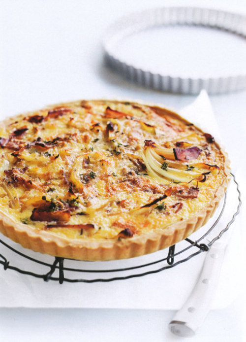 quiche | photo ben dearnley | donna hay