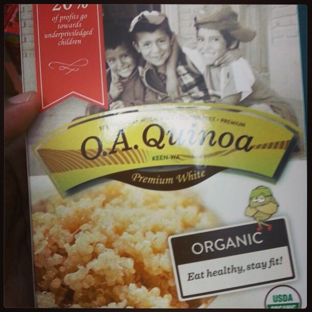 #quinoa #virgin
