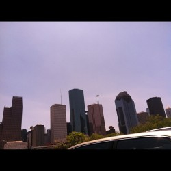 krystalkleartxds:  😍 #houston #mycity #713 #htown #skyline #dope