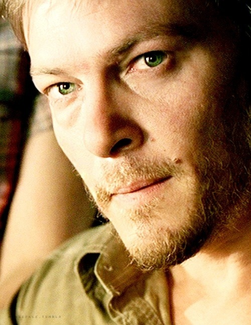 bearded-ness:  Norman Reedus
