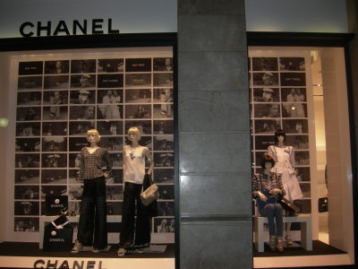 Chanel Passeig de Gracia February 2013