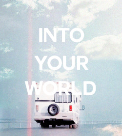 choiseunghyunn:  EXO's non-title tracks as album covers: Into Your World (Angel)