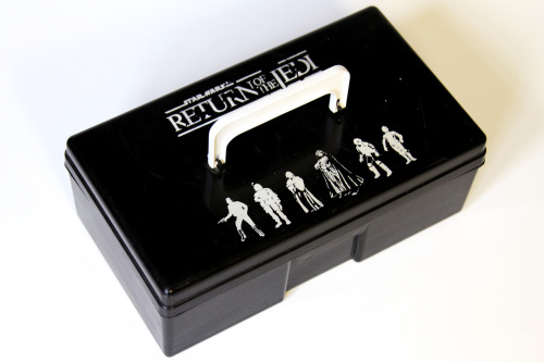 Return of the Jedi Lunchbox (1983, from Bing Harris Sargood, Ltd, NZ) http://swnz.dr-maul.com/moretext.php?request=coll_BHS