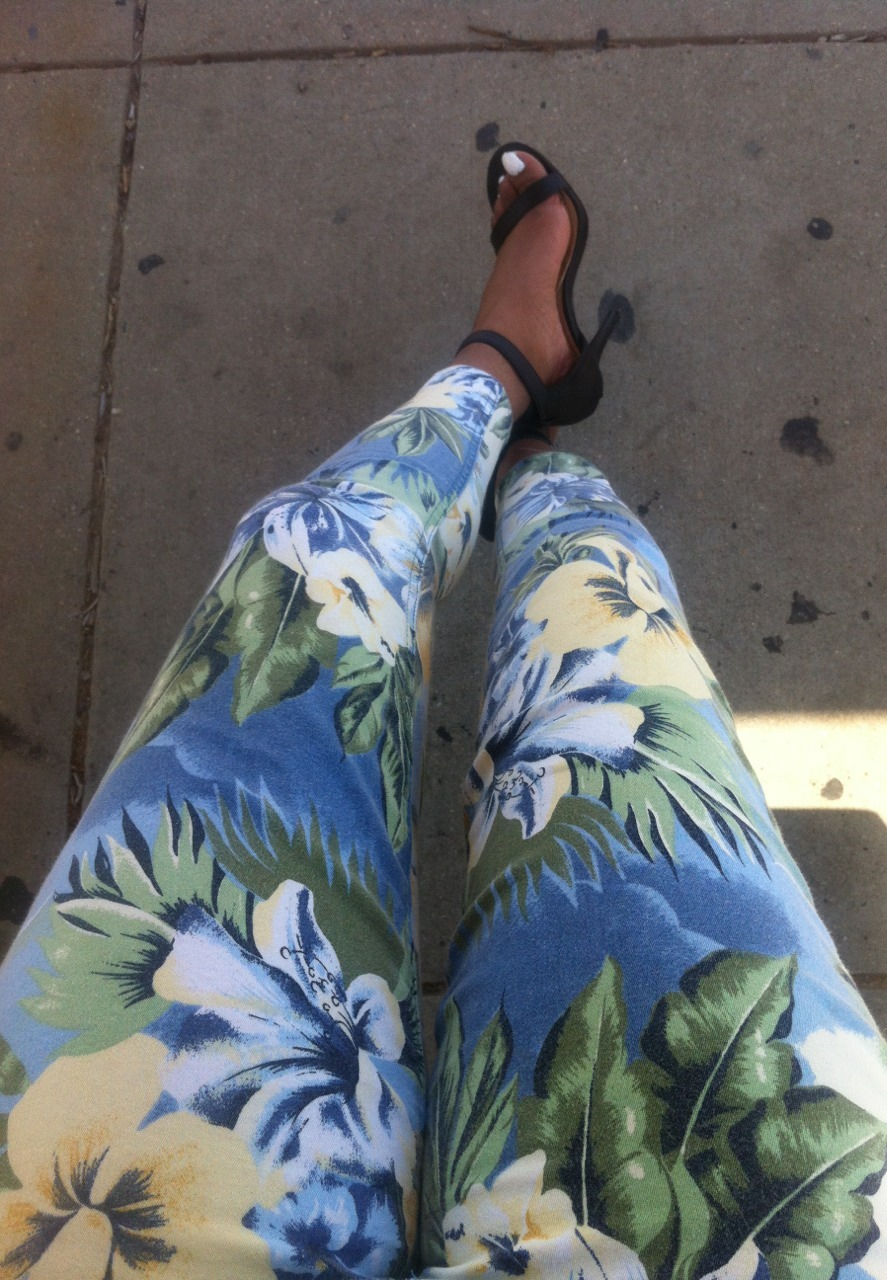 My pants make me happy
