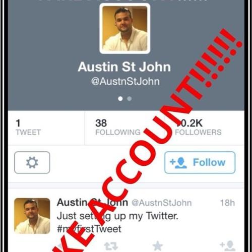 austinstjohnofficialfanpage:  This is NOT my Twitter account!  I AM AT @ASJAustin !!!-ASJ  Not #AustinStJohn's twitter account!