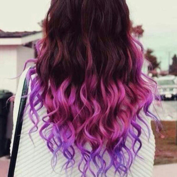 amberlys-purple-world:  #origin of my current #hairstyle, keyword is origin. . #hahaha