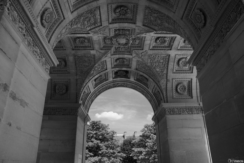 Arc de Triomphe du Carrousel, Parigi 2012 on Flickr.Arc de Triomphe du Carrousel