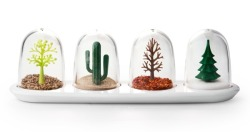 Four Seasons Spice Shakers by Qualy Design