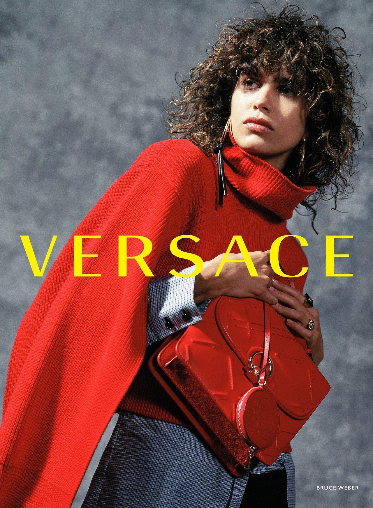 Gigi Hadid, Mica Arganaraz, Taylor Hill, Vittoria Ceretti - Versace Fall/Winter 2017-2018