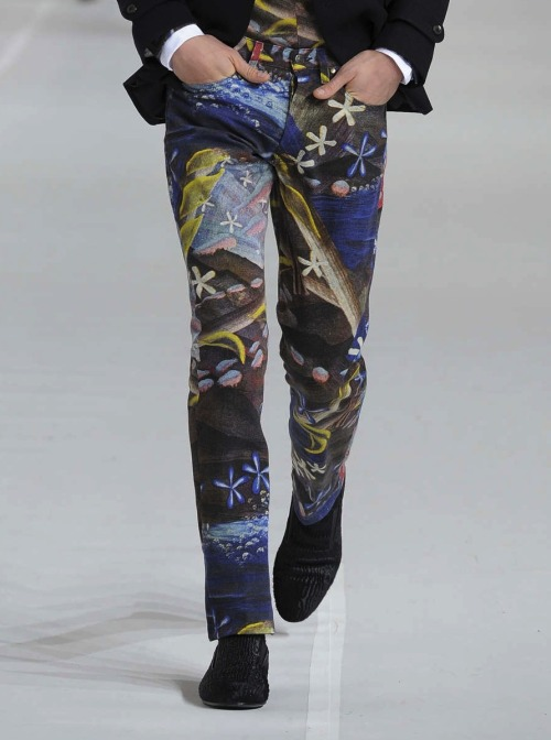 Dries Van Noten F/W 2012