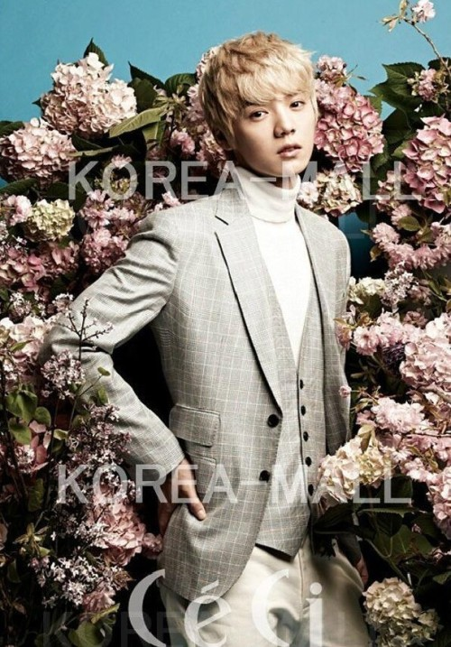 Luhan preview for CECI Korea June Issue