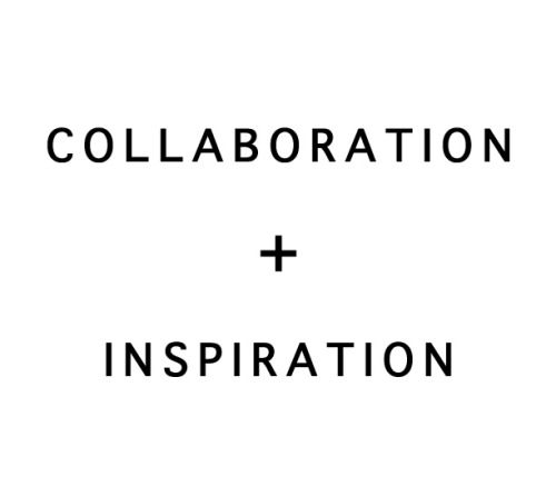 {Inspire & collaborate - working words on a Tuesday!}