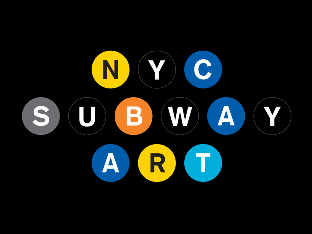 Subway series. A mash note to the subway, designer Jody Williams is creating high quality silkscreened art prints that depict New York City's public transit system. Each print is screen-printed in 13 colors by hand, a process that produces beautiful results and takes even longer than a New York commute. It's an underground tribute and our Project of the Day.