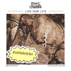#ohNAAHHHH if you haven't heard, do remember to check out #LIVEOURLIFE NOW AVAILABLE ON #SOUNDCLOUD #CAMPAIGNRICH.COM #NEWMUSIC #GOODMUSIC #CR