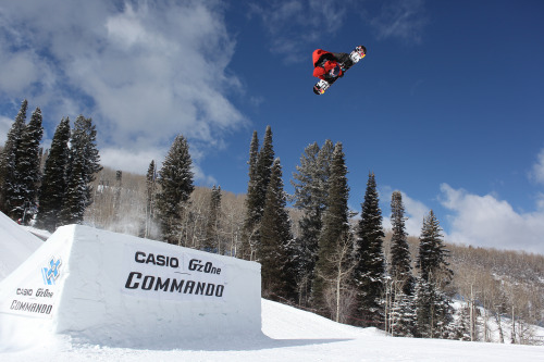 The stage is set for Snowboard Slopestyle at X Games Aspen. Who has what it takes to win gold? Check the latest piece with defending champ Mark McMorris: http://bit.ly/11nayeS
