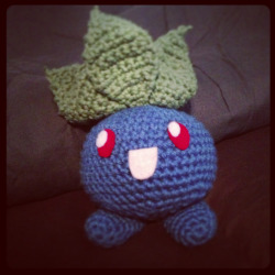 The Oddish I made