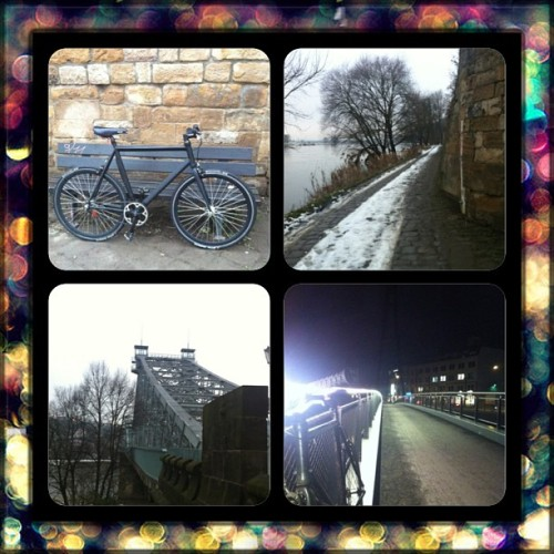 #instacollage #first #ride #today #2 #hours #singlespeed #bike