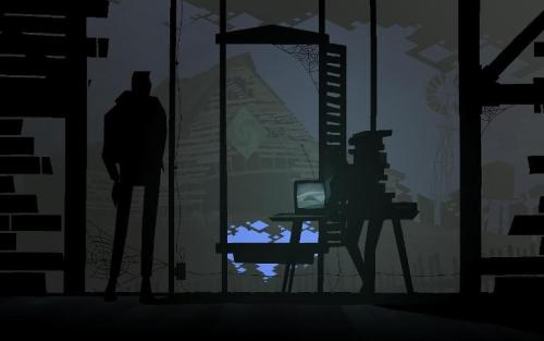 "Finished Act 1 of Kentucky Route Zero today, the only act that is released and available.  I've basically decided that 2013 is the year where I play as many point-and-click adventure games as possible, so alas, I'm starting off on a good note.  I really enjoyed it.  It has a mystery and sense of intrigue that left me starving for Act 2.  I did struggle a bit on one part (hint: the pause screen has a ""notes"" section that keeps track of some important details) but all in all it was simple, had great writing, and a gorgeous aesthetic that I want more of."