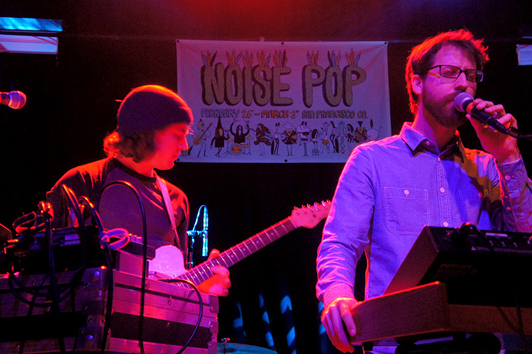 Some nice words and photos from our Noise Pop show with Sinkane, Dog Bite, and Toro y Moi this past weekend via The Bay Bridged!