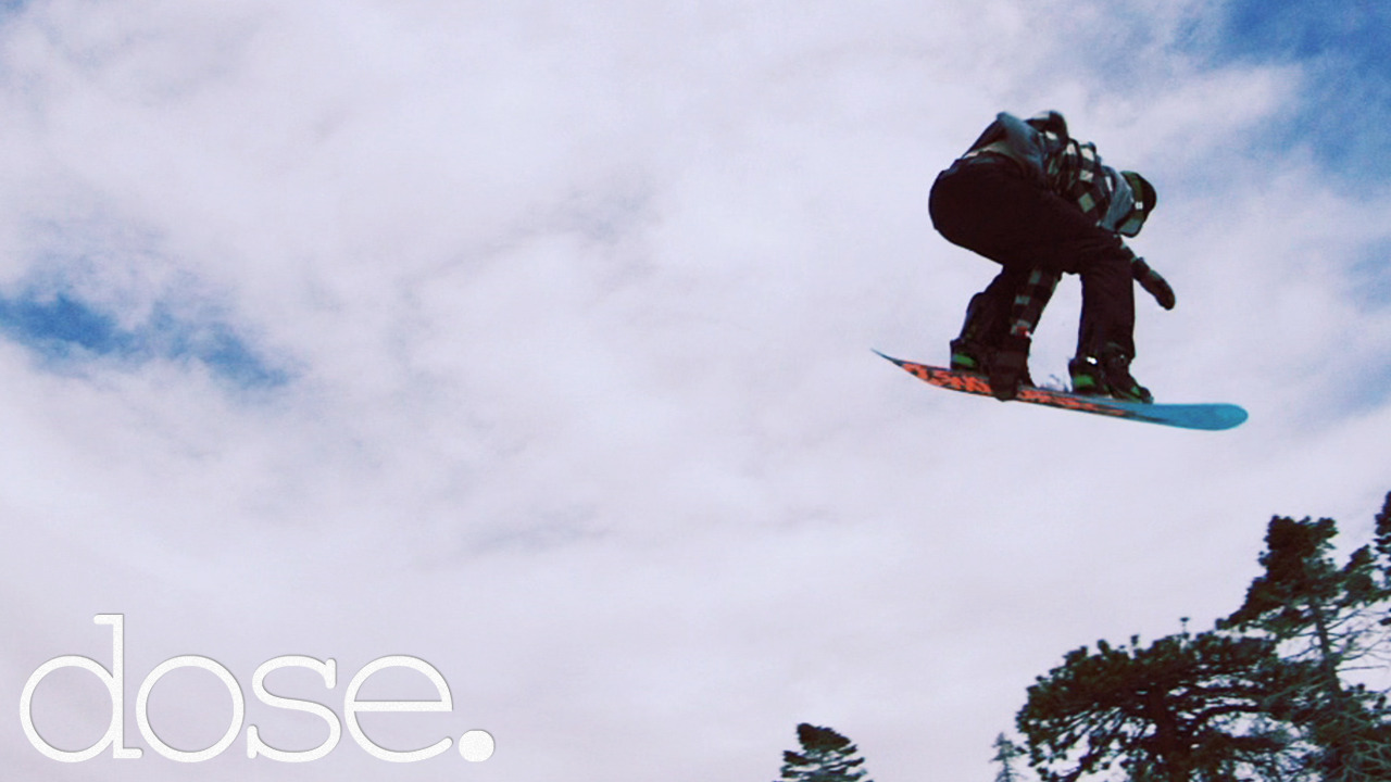 Jake Kuzyk offers up his top 3 tricks while shredding Bear Mountain! #dose