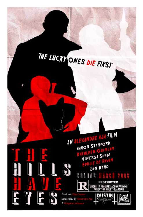 The Hills Have Eyes by Dustin Goes to Hollywood
