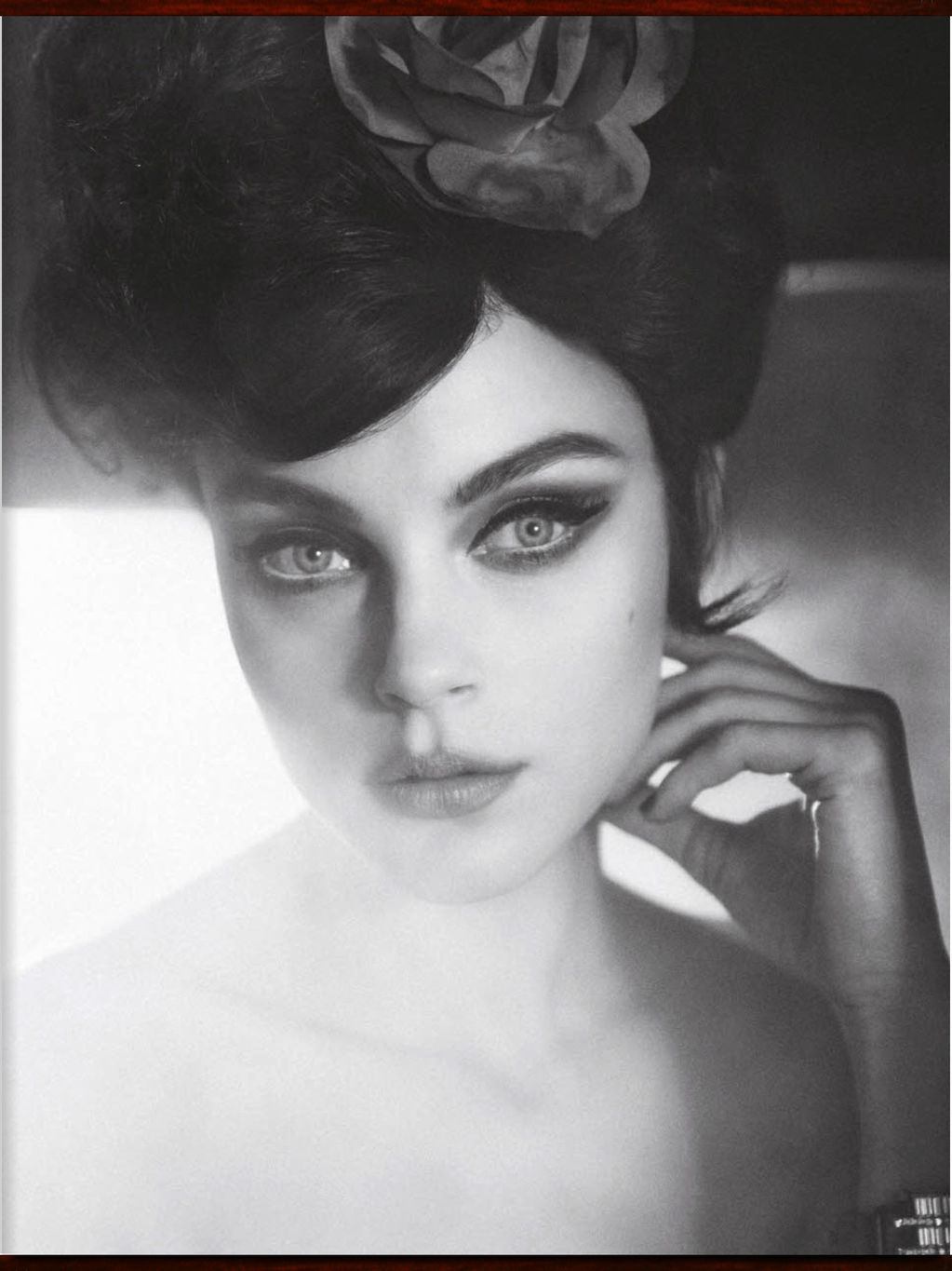 suicideblonde:  Jessica Stam photographed by Sofia Sanchez & Mauro Mongiello for Numero March 2013