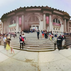 Day trippin' (at The Metropolitan Museum of Art)