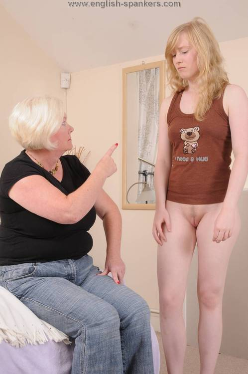 spankedbrat:  A side order of humiliation with that scolding has been served.