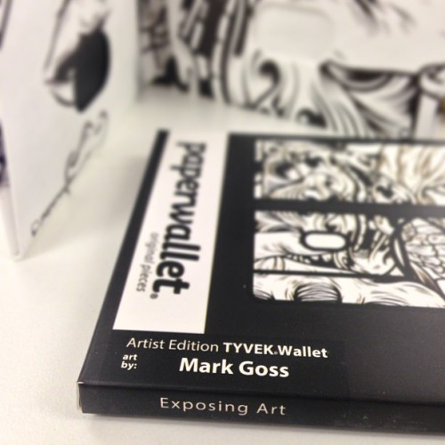 Sneak preview of my wallet for the @paperwallet x @sixand5 artist series which launches soon, I'll have some available in my shop too!  #paperwallet #sixand5 #art #design #illustration #hongkong #hkig