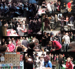 Photo collage from last night's Inaugural Soda Social! Thanks to all who came!