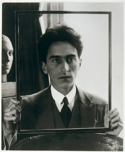 thischarmlessgirl:  Jean Cocteau photographed by Man Ray, 1922.