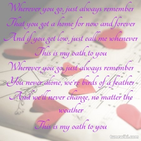 I love this song Oath feat. Becky G Lyrics by Cher Lloyd