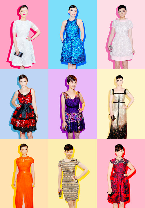 my endless best dressed list  ✂  ginnifer goodwin