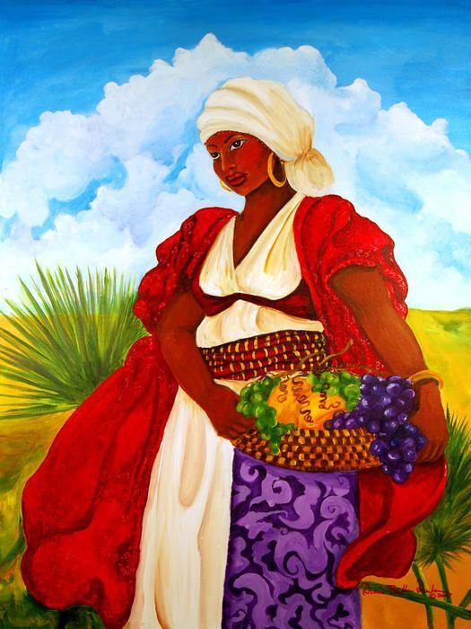 Zipporah by Artist Diane Britton Dunham
