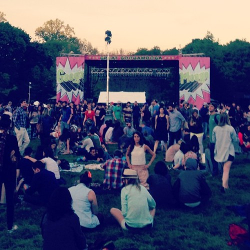 Summer feelz good #googamooga #prospectpark