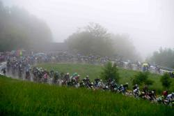 Giro D'Italia 2013 : Stage 12, again rain, again Wiggins's dropping.