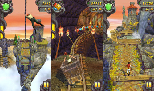 'Temple Run 2' launching on iPhone and iPad tonight Temple Run fans take note — the incredibly popular mobile game is finally getting a sequel. Already available in the New Zealand App Store, Temple Run 2 is expected to start hitting other countries soon, with Touch Arcade reporting that it will be available in the US later tonight. From the looks of things, the sequel maintains the same basic gameplay as the original, so expect plenty of running away from danger while collecting coins and avoiding obstacles.